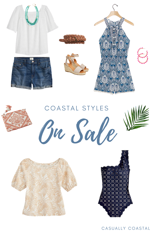 Summer Sales on Coastal Styles