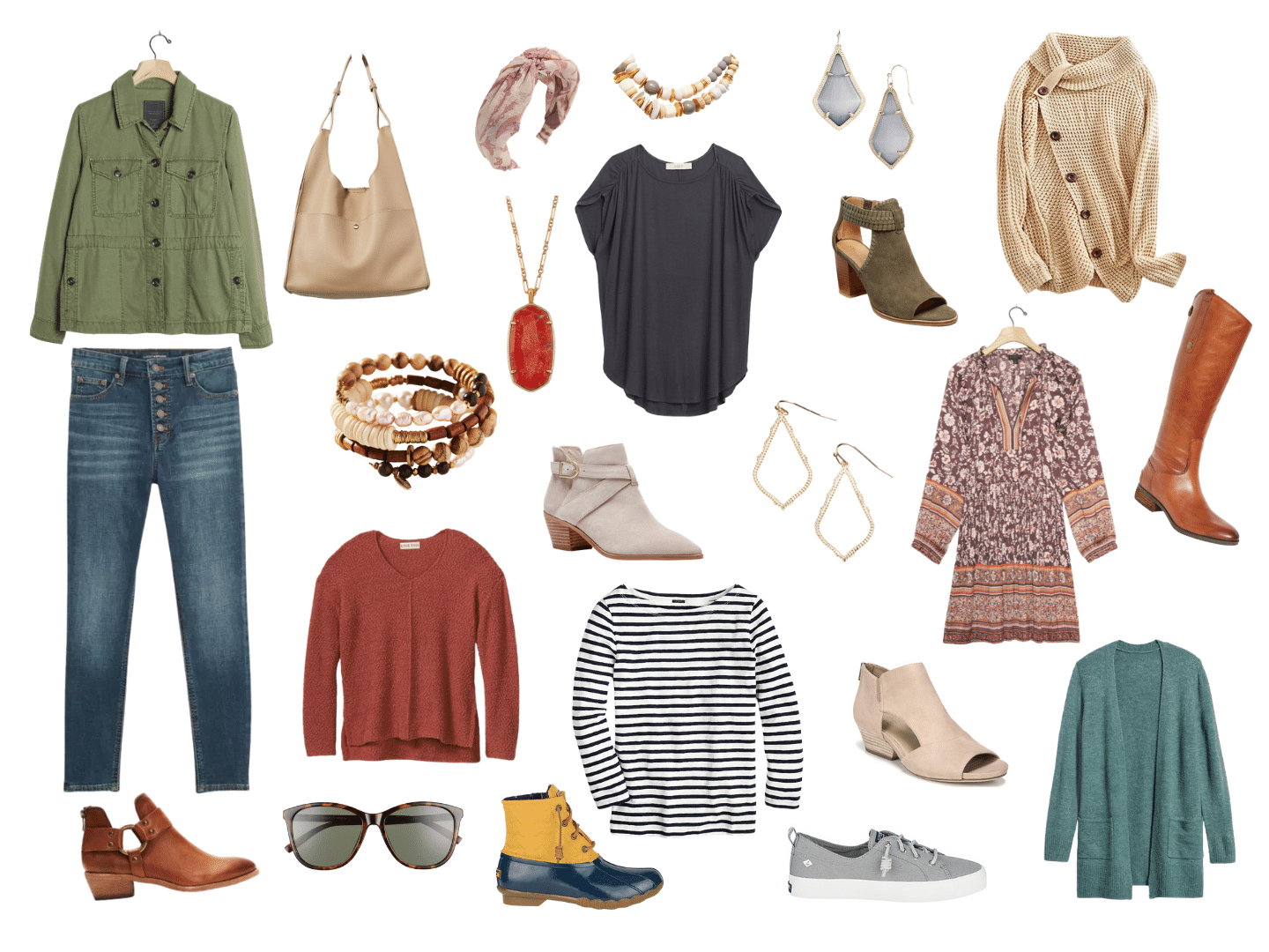 Casual Fall Fashion Finds: The Complete Round-Up