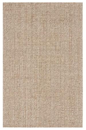 Chunky Wool/Jute Rug – Natural