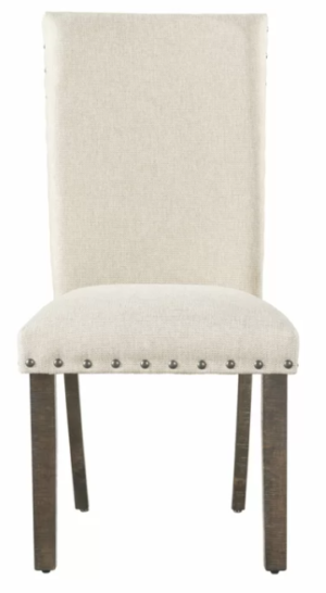 Ismay Linen Upholstered Dining Chair