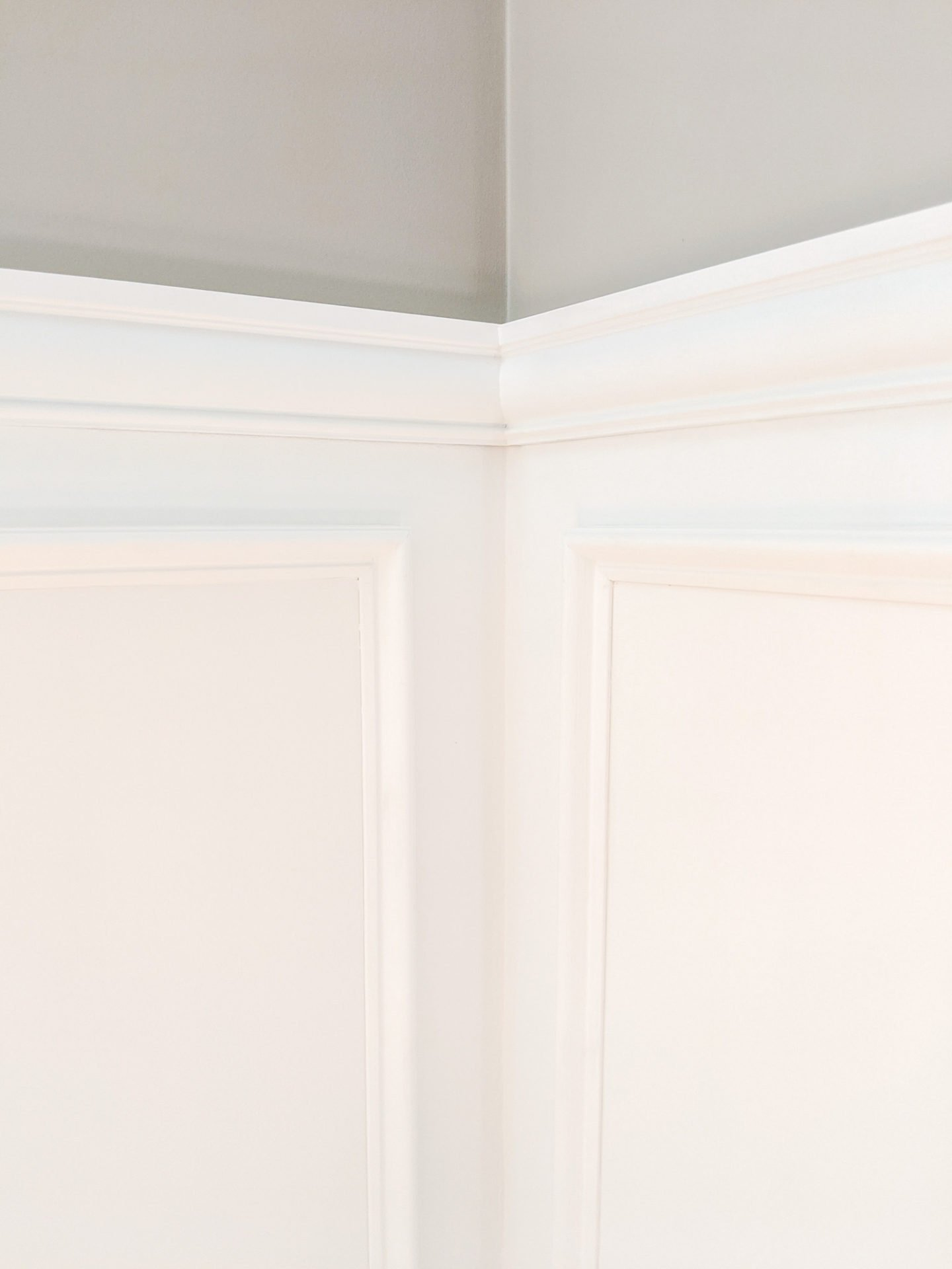 Wall molding and trim pieces.