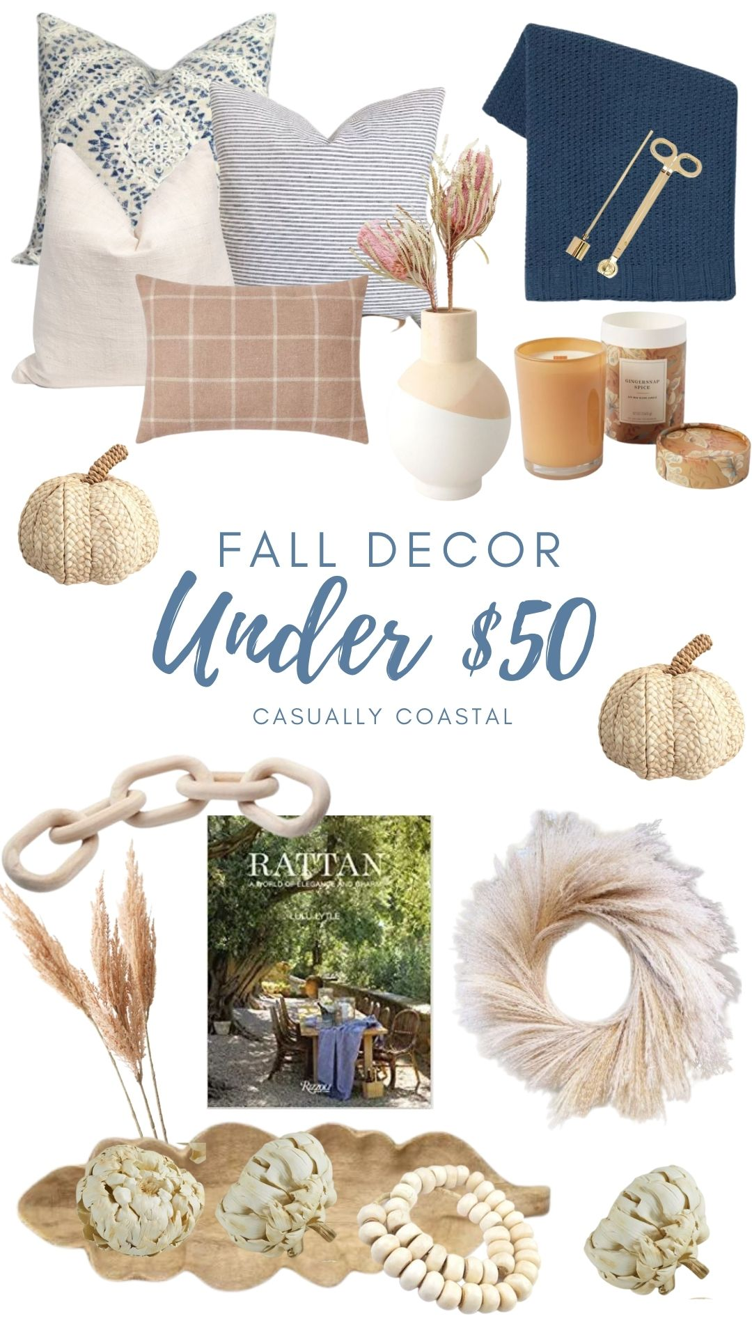 Fall Home Decorating Ideas That Are Easy on the Wallet