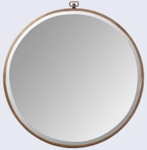 Modern & Contemporary Beveled Accent Mirror