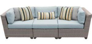 Merlyn Patio Sofa with Cushions