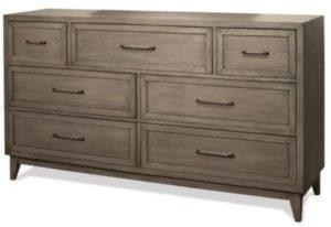 Bangor Alvarez 7 Drawer Dresser