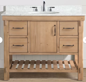 Kordell 42″ Single Bathroom Vanity Set