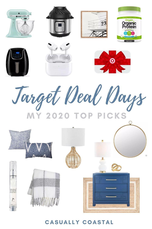 Target Deal Days: My Top Picks
