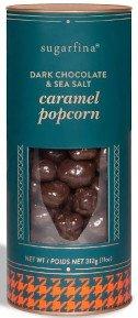 Dark Chocolate & Sea Salt Caramel Popcorn