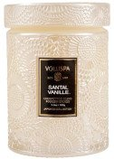 Santal Vanille Jar Candle