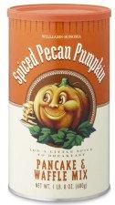 Spiced Pecan Pumpkin Pancake & Waffle Mix