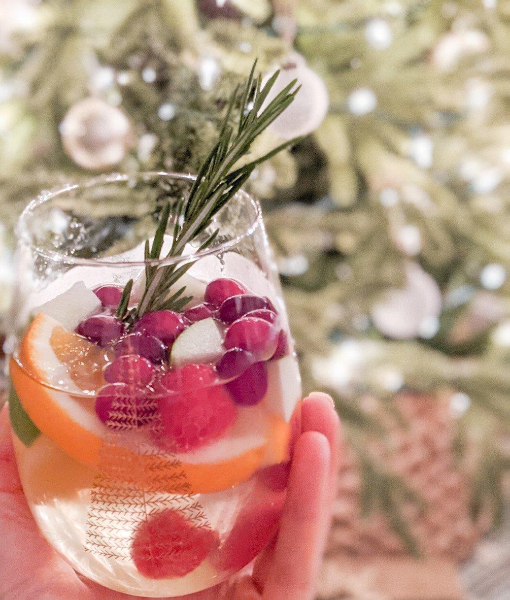 White Sangria Recipe For Christmas