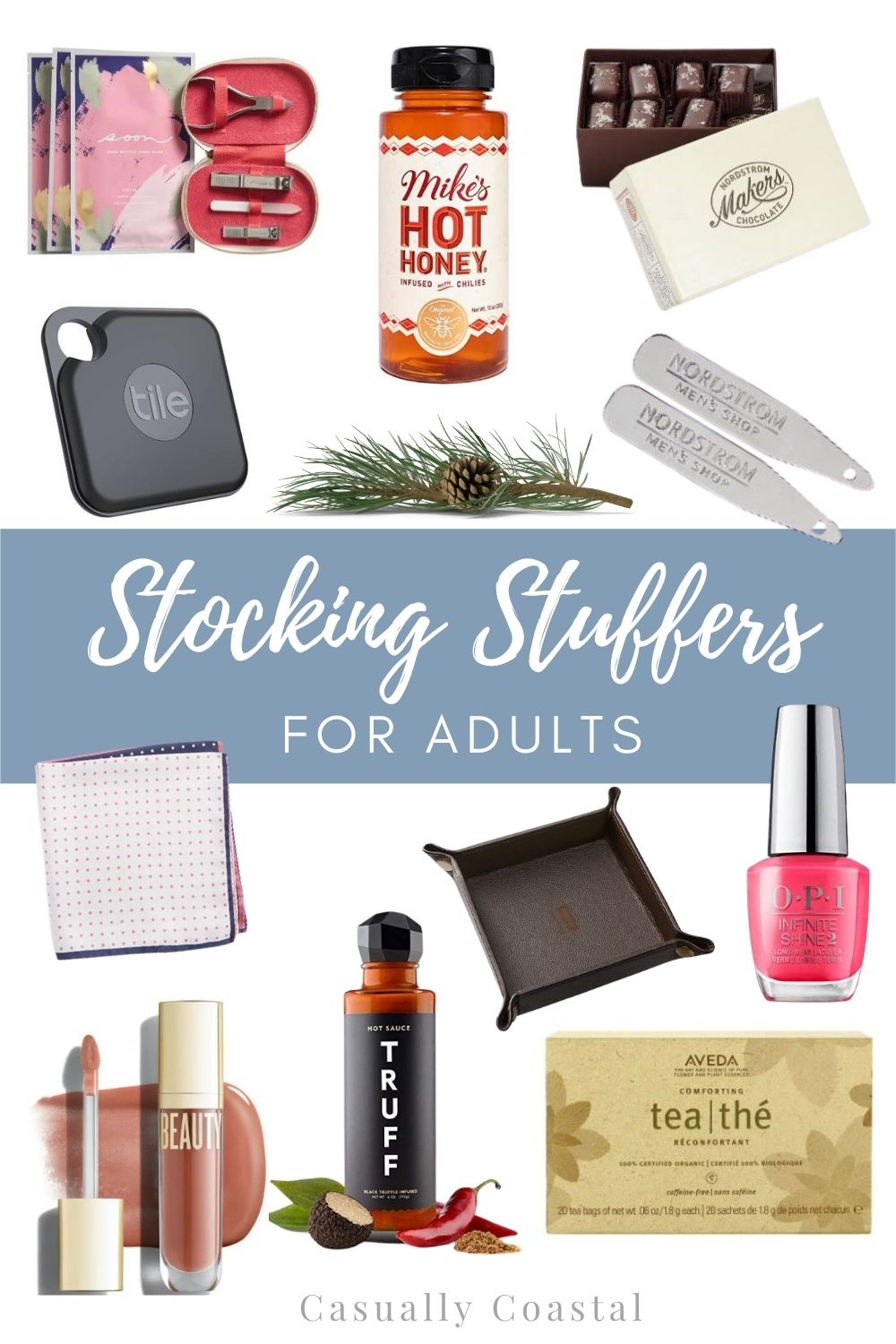Stocking Gift Ideas For Adults