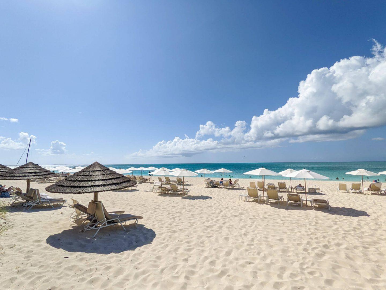 Grace Bay Beach at Seven Stars Resort & Spa